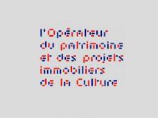 L'Operateur du Patrimoine et des projets immobiliers de la Culture